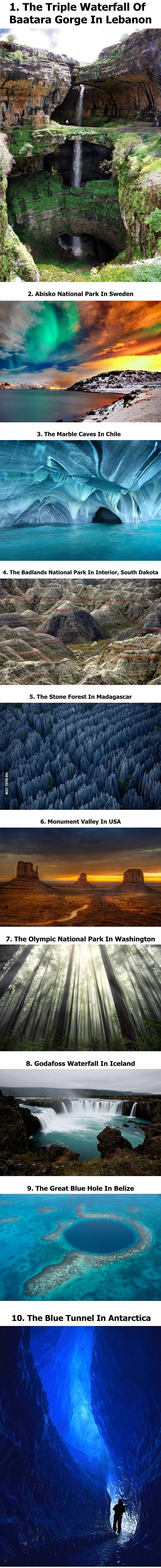 Awesome Places