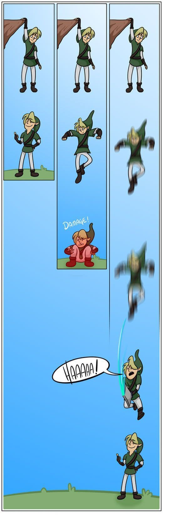 Zelda's Logic